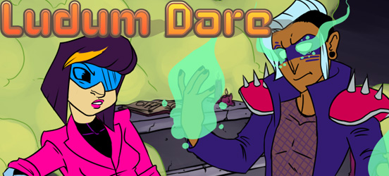 Ludum Dare, Indie Games, 10 Seconds, Pizzapocalypse 20XX